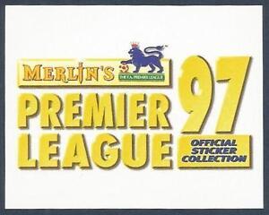 MERLIN-1997-PREMIER-LEAGUE-97-Z-PREMIER-LEAGUE-97-OFFICIAL-STICKER