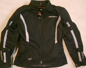 Women's Motorcycle Suit, Size 6