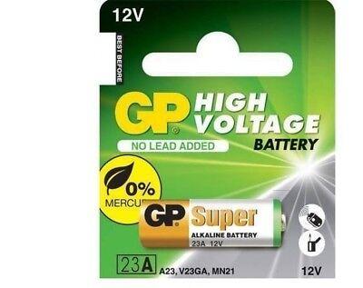 4 x GPBatterie A 23 Elektronik 23GA 52 12V MN21-V23GA-23A P23G 12V  Super, gebraucht gebraucht kaufen  Berlin