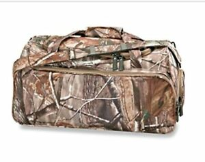 RealTree Camouflage Duffel Bag Gym Hunting Camping Fishing - NEW