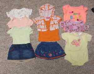 6-12 month girl clothes lot #14