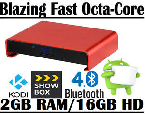 POWERFUL Android TV Box