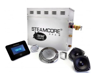 Steamcore Xtreme SPA II SSB Series Steam Bath Generator