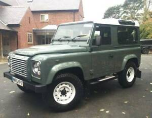 Wanted: Wanted: Land Rover Defender 90