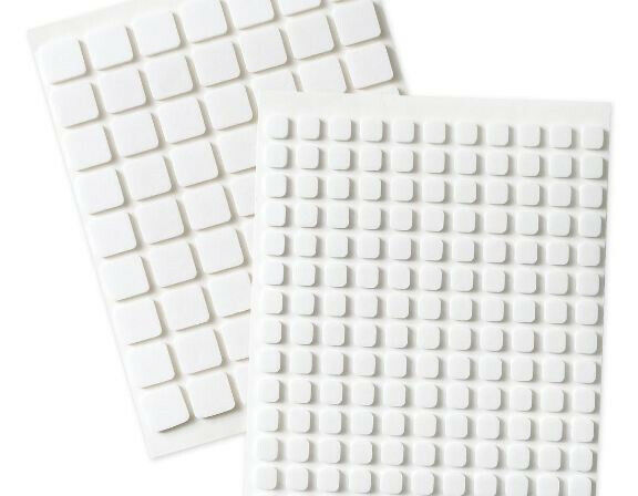 Creative Memories Foam Squares Dimensional Double-sided Adhesive