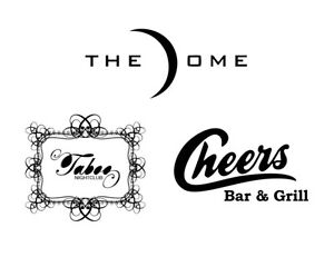 Cheers, The Dome and Taboo are hiring Experienced Servers