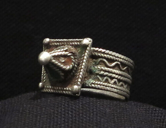 Old Berber Ring – Tiznit, Morocco