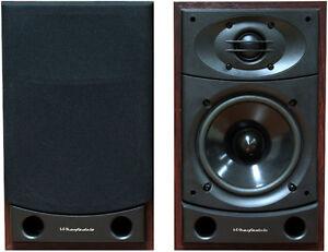 Wharfedale Xarus 1000 Bookshelf Speakers BRAND NEW (ROSEWOOD) RRP $269