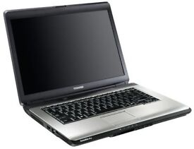 Laptop Toshiba intel dual core 2.16GHz GC, 3GB RAM,120GB HDD,Win10licensed,good battery,charger