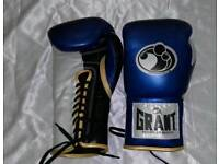 brand new customized grant boxing gloves available in all oz