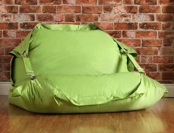 Terrific Bazaar Bag Flex Giant Bean Bag Chair Indoor Outdoor Bean Bags With Straps Lime In Castlereagh Belfast Gumtree Ocoug Best Dining Table And Chair Ideas Images Ocougorg