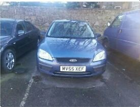 Ford focus 1,6i one year mot