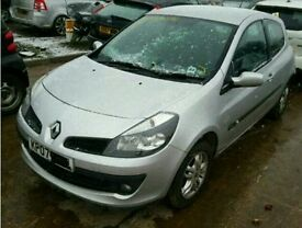 2007 Renault clio 1.4 16v only 54,000