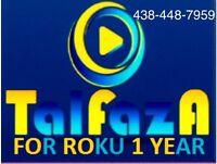 Talfaza Fibersat Smartiptv boxyhd
