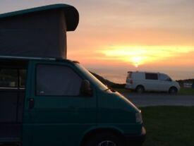 VW T4 Wesfalia California 4 berth Campervan
