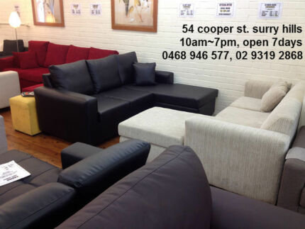 Wow Wonderful NEW Sofa lounge or sofa bed, wholesale price!! Maroubra Eastern Suburbs Preview