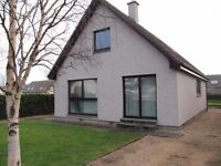 3+ bedroom spacious house in Alness for 650 per month