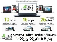 Unlimited Internet Pay As You Go