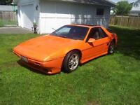 Pontiac Fiero MUST GO MOVING OUT OF PROVINCE