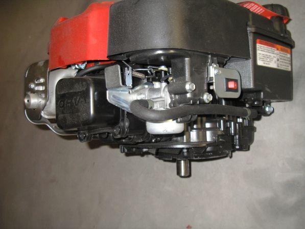 Briggs&Stratton Motor für Gartenfräse und Hacke