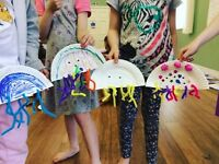 Making and Moving - Creative workshops for kids (special festive sessions!)