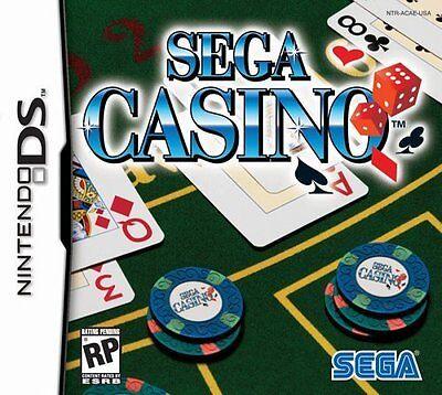 Sega Casino Nintendo Ds Sealed