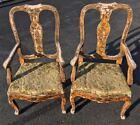 Wooden Italian Venetian Antique Furniture