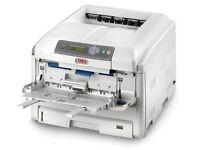 OKI Printer C810 A3 Colour Business Printer - Used FREE