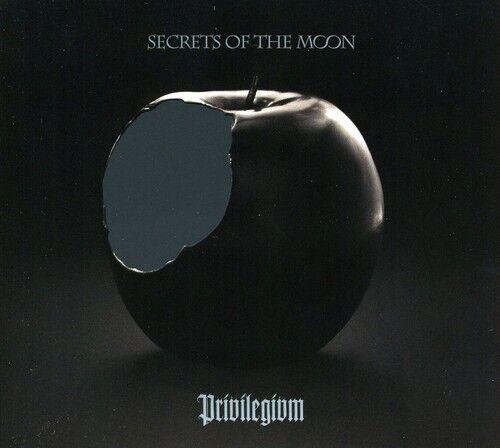 Secrets of the Moon - Privilegium [New CD] Digipack Packaging