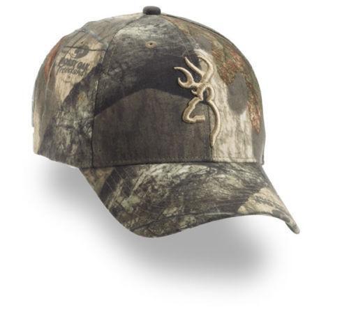 Bowtech Hats: Browning Buckmark Cap: Hats & Headwear