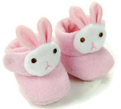 EASTER Bunny Rabbit  Slippers for Bitty Baby + Twins Doll Clothes