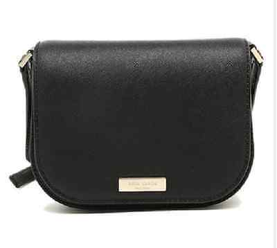 Kate Spade CARSEN Newbury Lane Crossbody Handbag WKRU 3817 Black small