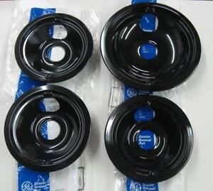 Square Gas Range Drip Pans