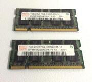 Hynix 1GB 2Rx8 PC2-5300S-555-12