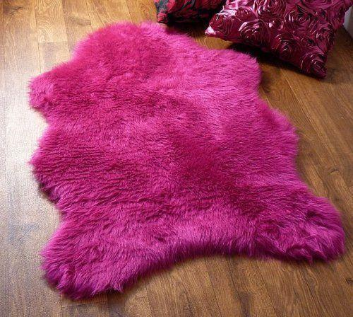 Fuschia Pink Rug