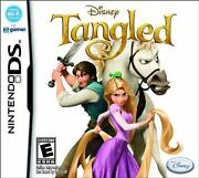 Nintendo DS Games Tangled