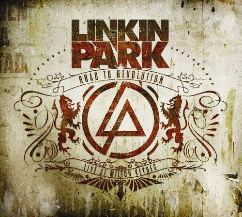 LINKIN PARK Road To Revolution Live CD/DVD BRAND NEW Digipak
