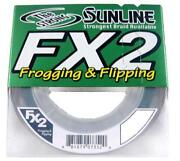 2 lb Test Fishing Line