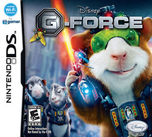 0-6 years old disney g-force NDS New Nintendo DS brand new