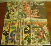 Spiderman Comic Lot