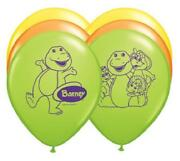 Barney Party Supplies