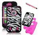 iPhone 4 Zebra Otterbox