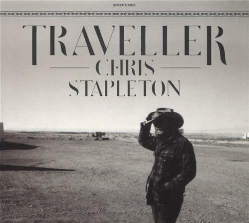 CHRIS STAPLETON - TRAVELLER [SLIPCASE] NEW CD