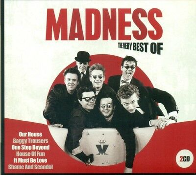 Madness - Best of [New CD] UK -