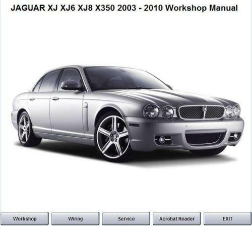 2003 Jaguar X Type Interior: Jaguar XJ X350