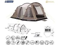 OUTWELL 5 MAN TENT PLUS MORE
