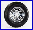 14 Chrome Trailer Wheels