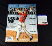 Bryce Harper Sports Illustrated