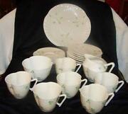 Belleek Tea Set