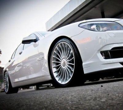 """BMW ALPINA B7 F01 21"""" ALPINA WHEEL SET OEM 2009-2011-2010-2014 BMW 740 750 760"""